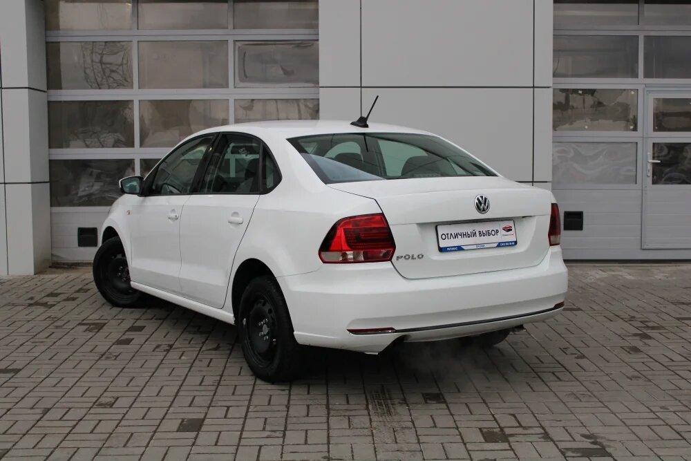 Деньги под залог авто Volkswagen Polo